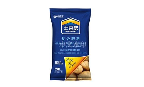土豆帮复合肥料